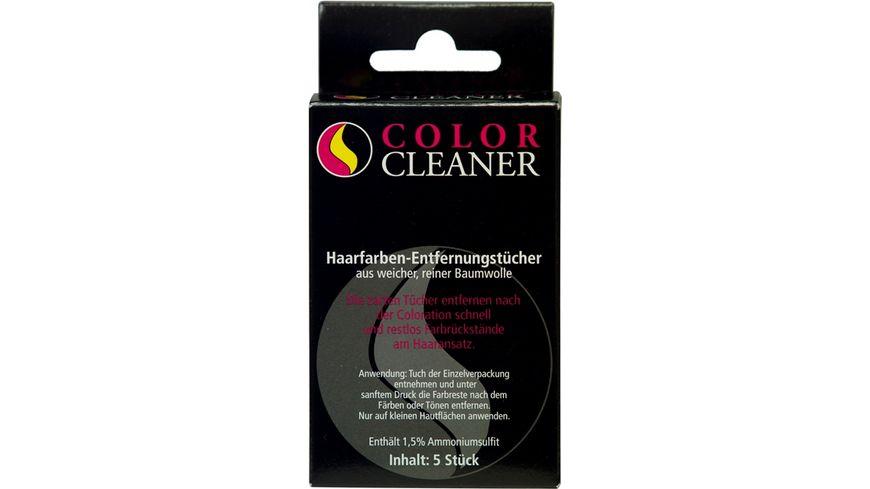 Color Cleaner Haarfarben Entfernungstuecher