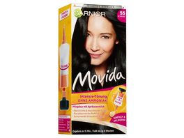 GARNIER Movida Intensiv Toenung ohne Ammoniak Nr 55 Schwarz