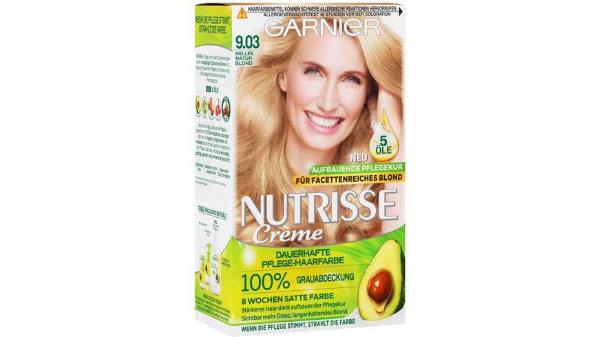 GARNIER Nutrisse Creme dauerhafte Pflege-Haarfarbe Nr. 36