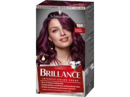 Schwarzkopf BRILLANCE Intensiv Color Creme 859 Violette Wildseide