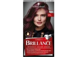 Schwarzkopf BRILLANCE Intensiv Color Creme 860 Ultraviolett Luminance