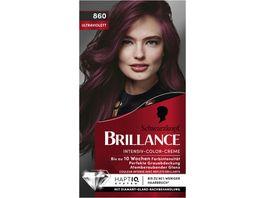 Schwarzkopf BRILLANCE Intensiv Color Creme 860 Ultraviolett Luminance
