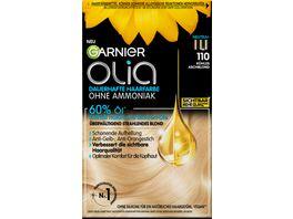 GARNIER Olia Superblondes dauerhafte Haarfarbe Nr 11 Kuehles Aschblond