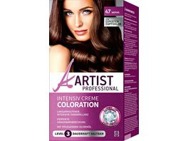 ARTIST Professional Intensiv Creme Coloration mokka 47