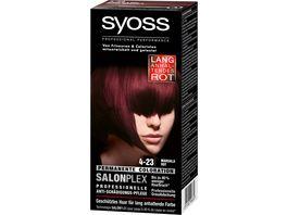 syoss Coloration 4 23 Marsala