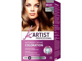 ARTIST Professional Intensiv Creme Coloration dunkelblond 60