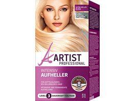 ARTIST Professional Intensiv Aufheller helles blond