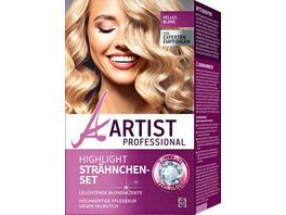 ARTIST Professional Highlight Straehnchen Set