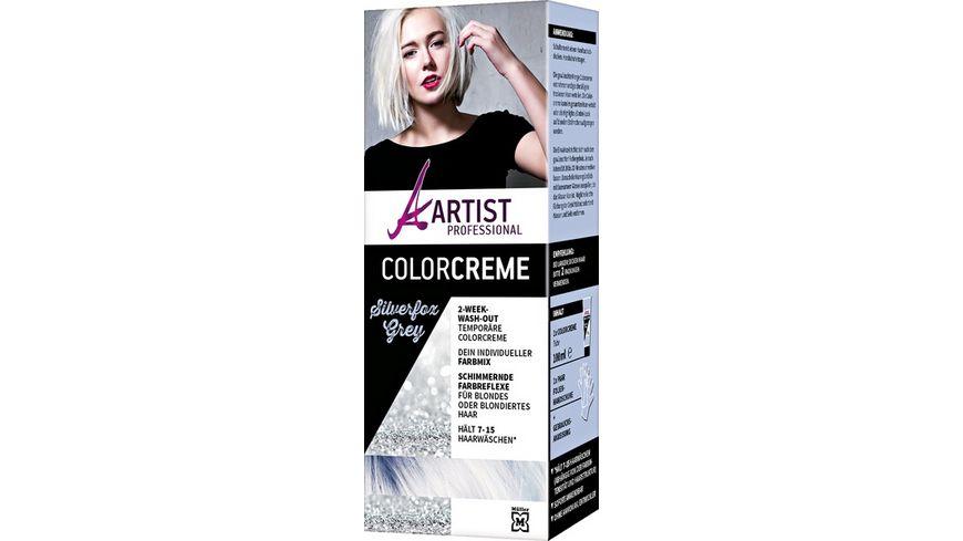ARTIST Professional Colorcreme Silverfox Grey