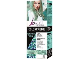 ARTIST Professional Colorcreme Mint Mermaid