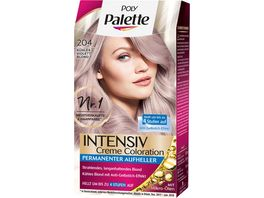 Schwarzkopf POLY PALETTE Intensiv Creme Coloration 204 Kuehles Violet Blond