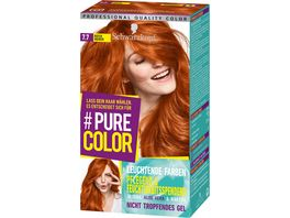 Schwarzkopf PURE COLOR Coloration 7 7 Roter Ingwer