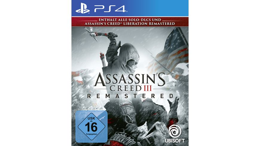 Assassin s Creed 3 Remastered