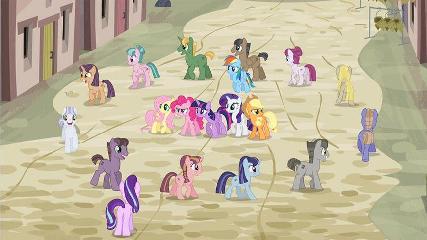 My Little Pony Freundschaft ist Magie Die komplette 5 Staffel 3 DVDs