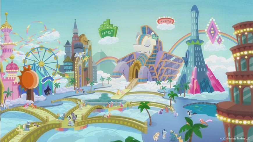 My Little Pony Freundschaft ist Magie Die komplette 6 Staffel 3 DVDs