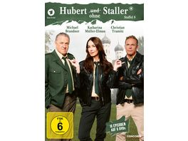 Hubert ohne Staller Die komplette 8 Staffel 6 DVDs