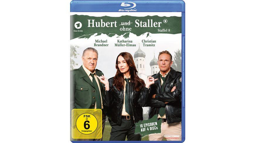 Hubert ohne Staller Die komplette 8 Staffel 4 BRs