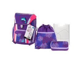 SCHNEIDERS Toolbag Smart 4 teiliges Set Sprinkle Violet