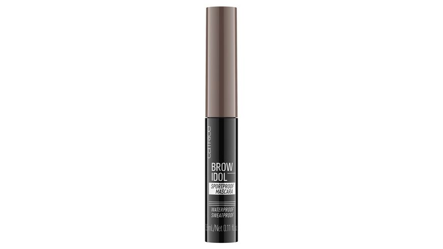 Catrice Brow Idol Sport Proof Mascara 020 Dark Brown