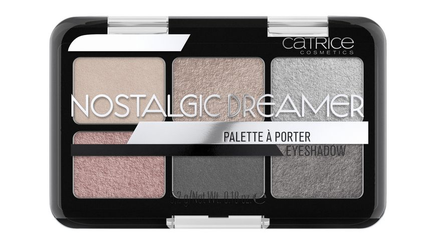 Catrice Nostalgic Dreamer Palette A Porter Eyeshadow Still Living It