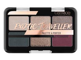 Catrice Exotic Traveller Palette A Porter Eyeshadow Wanderlust
