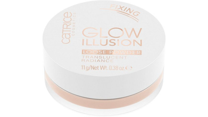 Catrice Glow Illusion Loose Powder Translucent Radiance