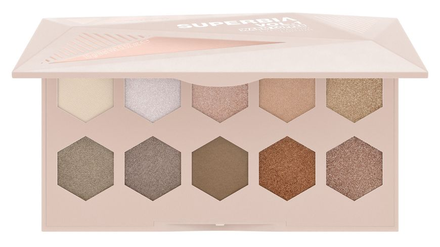 Catrice Superbia Vol 1 Warm Copper Eyeshadow Edition Bronze Upon A Dream