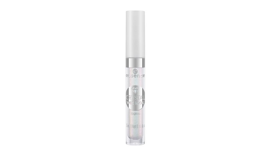 essence crystal wet look lipgloss