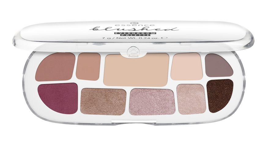 essence blushed eyeshadow palette