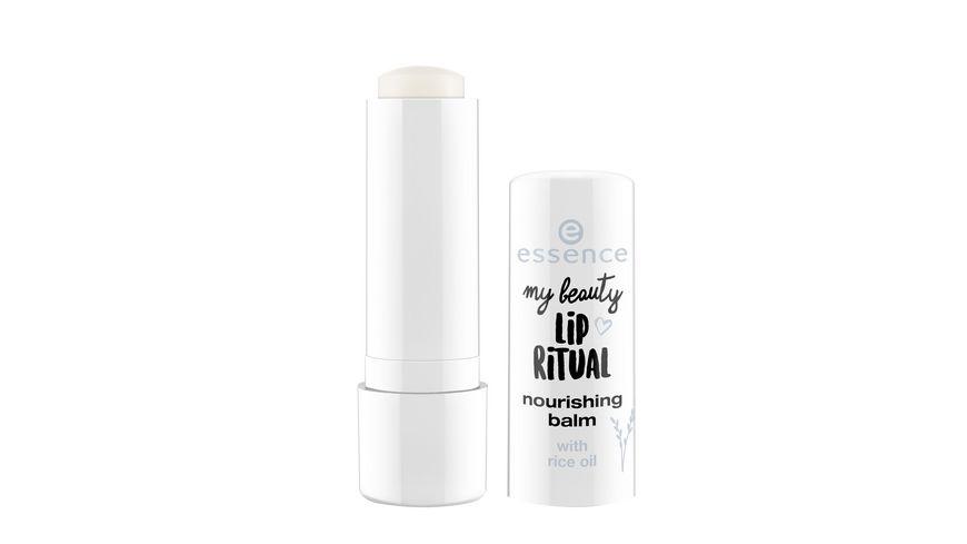 essence my beauty lip ritual nourishing balm