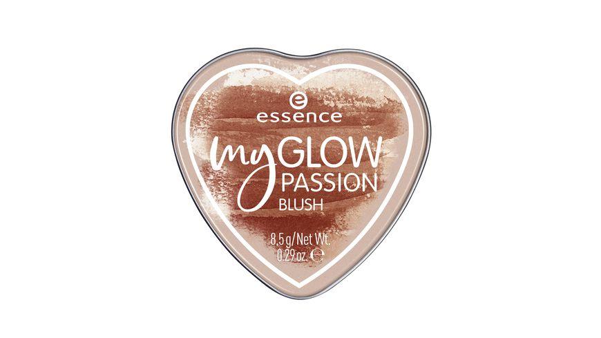 essence my glow passion blush
