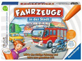 Ravensburger tiptoi Fahrzeuge in der Stadt