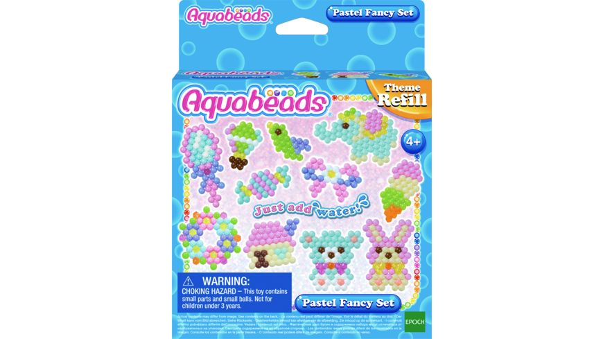 Aquabeads - Pastell Fantasie Set