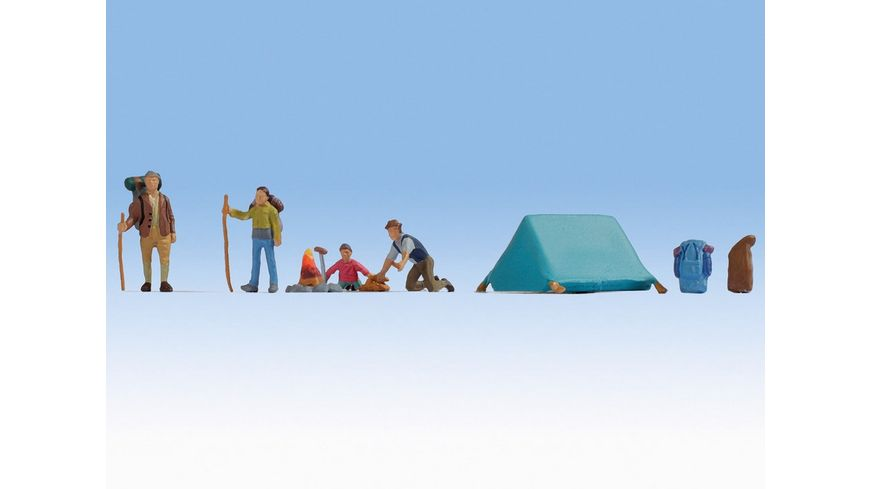 NOCH H0 15876 Camping