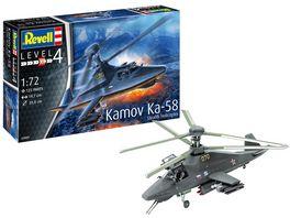 Revell 03889 Kamov Ka 58 Stealth Massstab 1 72