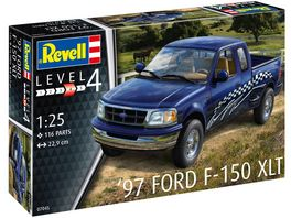 Revell 67045 Model Set 1997 Ford F 150 XLT Massstab 1 25