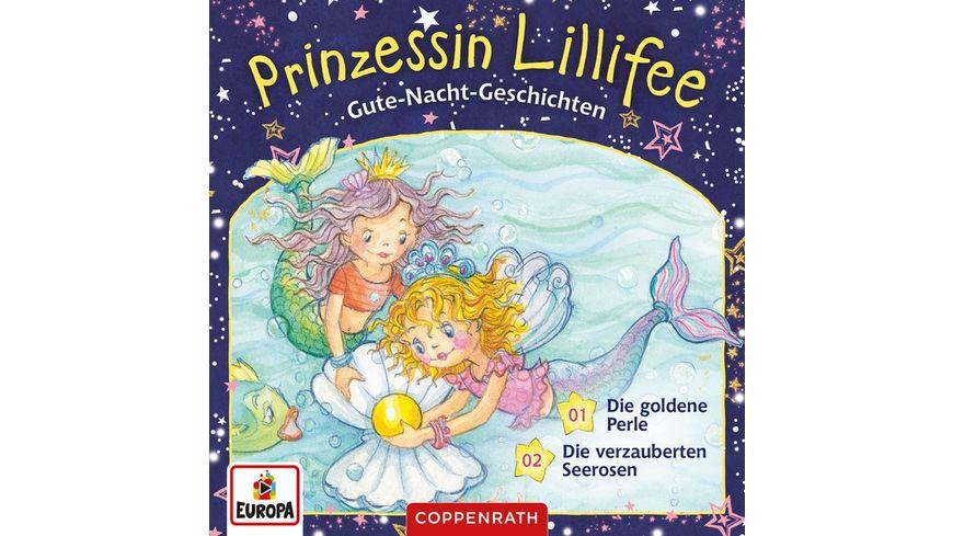 001 Gute Nacht Geschichten mit Prinzessin Lillifee