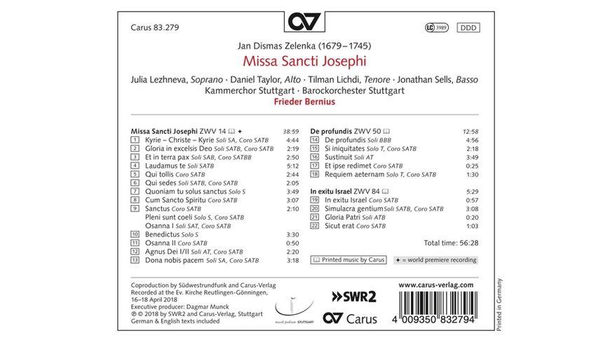 Missa Sancti Josephi