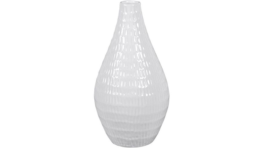 Keramik Vase 16x16x33cm