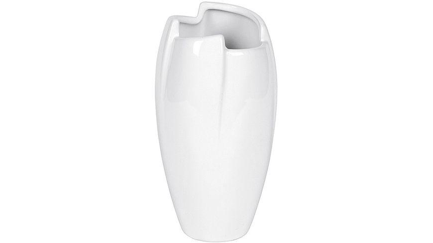 Keramik Vase 8x8x17cm