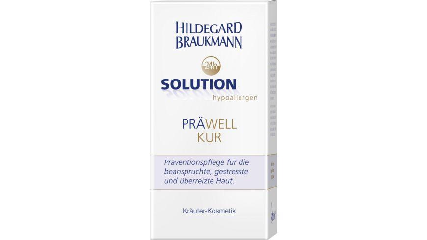 HILDEGARD BRAUKMANN 24h Solution Praewell Kur