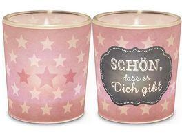 Geschenk fuer Dich Licht Dass Stern 6 cm
