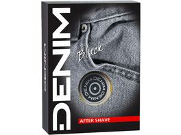 DENIM MAN Black Aftershave