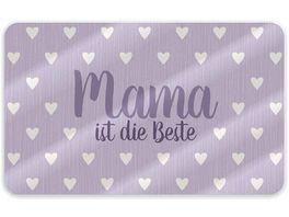 Geschenk fuer Dich Brettchen Mama 23 5x14 5 cm