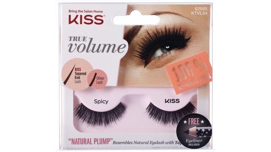 KISS Wimpernband Volumen Spicy