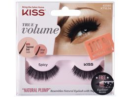 KISS Wimpernband Volumen Spicy