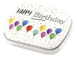 Geschenk fuer Dich Mints Happy Birthday