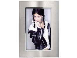 Hama Portraetrahmen Nantes Silber 10 x 15 cm