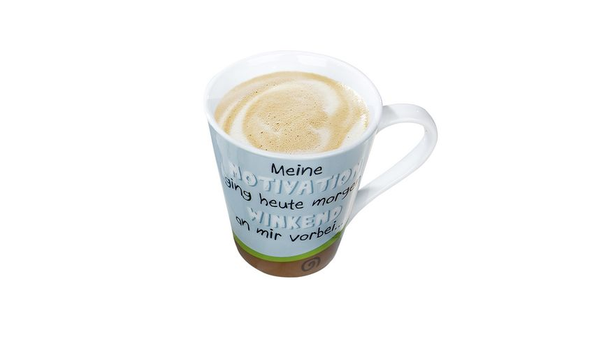 GILDE Porzellan Tasse meine Motivation