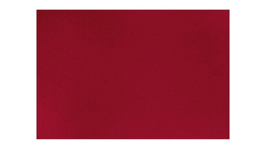 GILDE Filz Tischset rechteckig 45x30cm